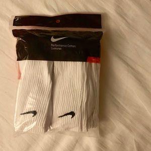 Nike Other - Nike crew socks. Men's size 8-12.